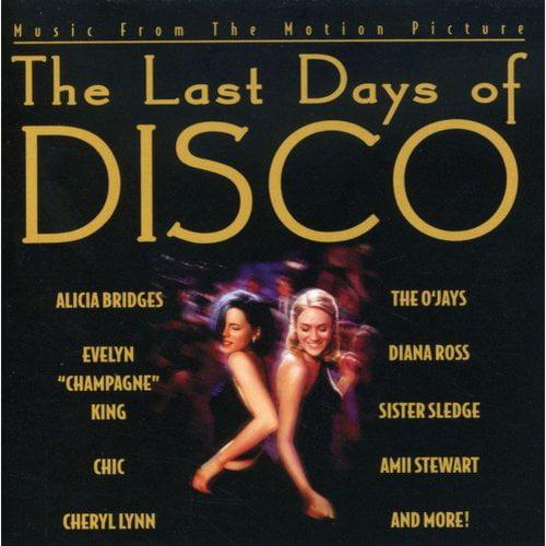 LAST DAYS OF DISCO (OST)