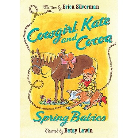 Lizzie Kate Spring (Cowgirl Kate and Cocoa: Spring Babies )