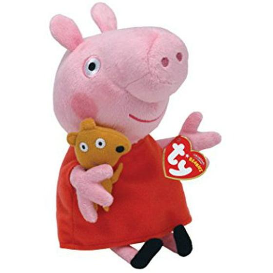 e5c8a0f3887670 Ty Beanie Babies Peppa Pig Regular Plush 6