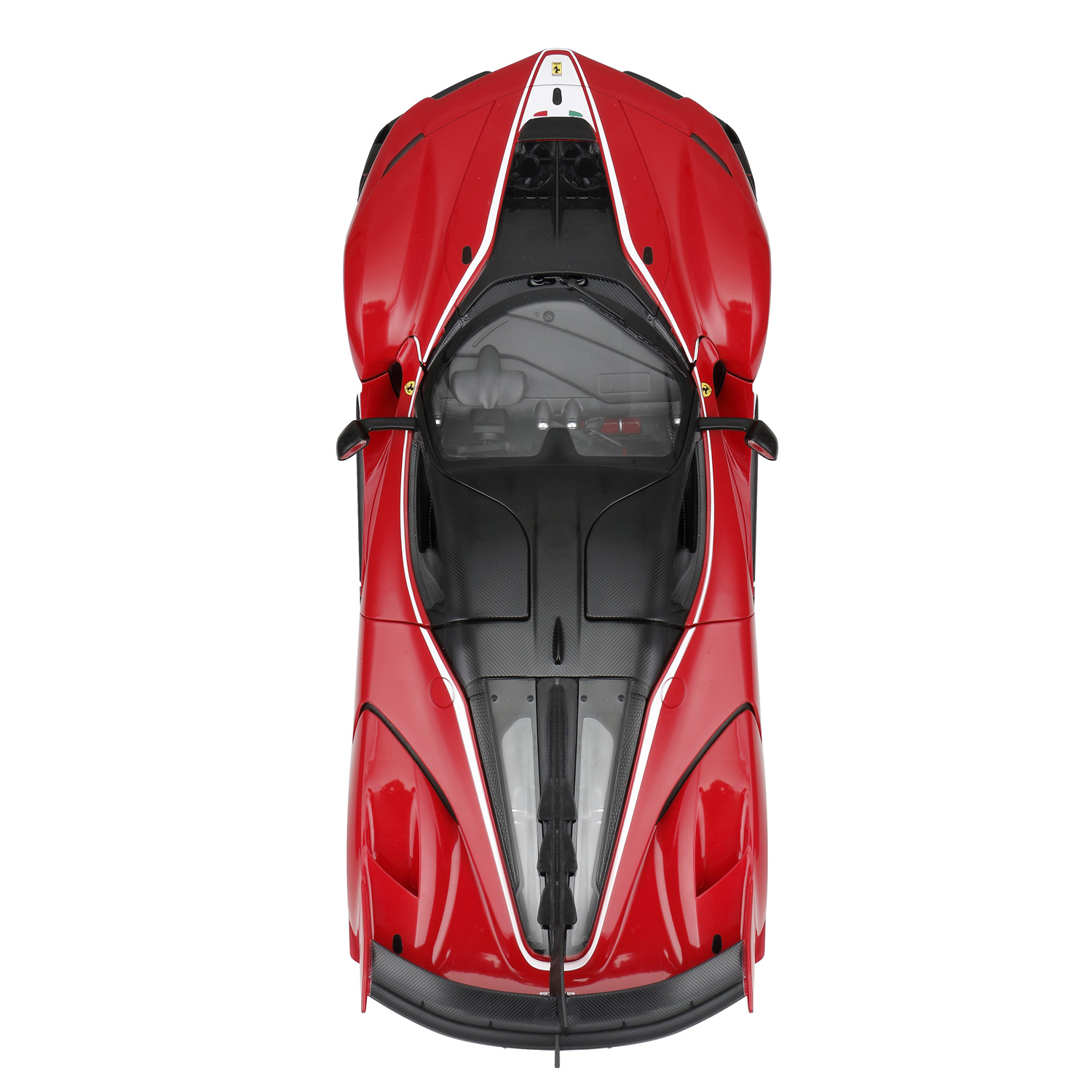 Licensed Rc Car 1 14 Scale Ferrari Laferrari Fxx K Evo Rastar Radio Remote Control 1 14 Rtr Car Model Walmart Com Walmart Com