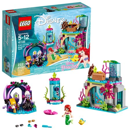 LEGO Disney Princess Ariel and the Magical Spell 41145