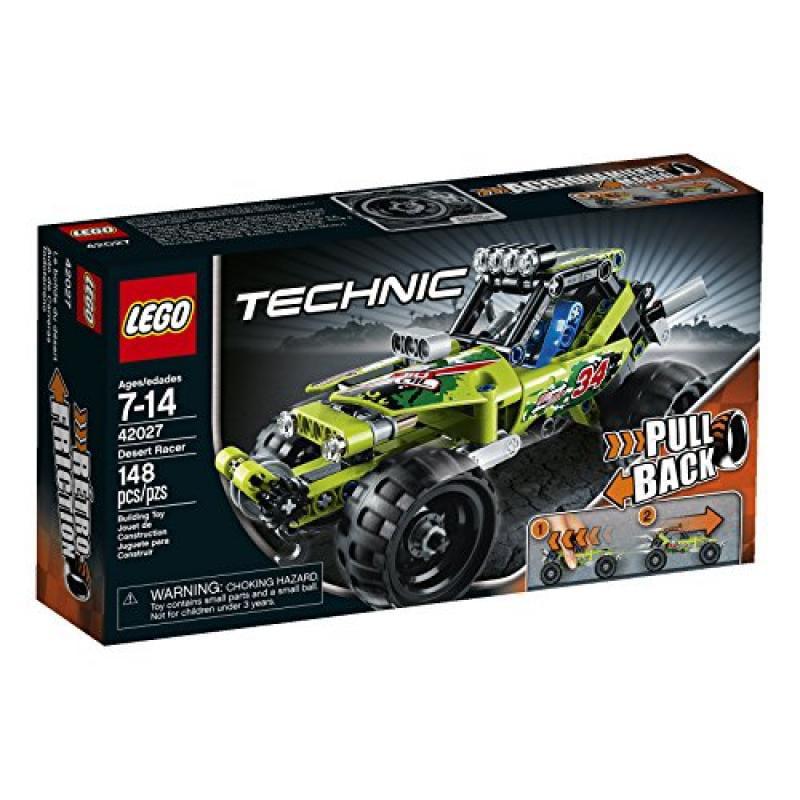 Lego Technic 42027 Desert Racer Model Kit(Discontinued by...