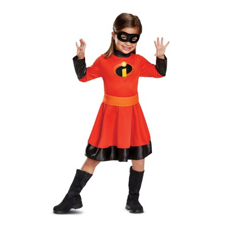 Incredibles 2 violet classic child costume Kids S 4-6](Violet Costume)