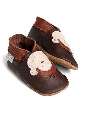 Product Image Bobux Leather Baby Shoes - Monkey - Large 15-21 Months c83e1258d