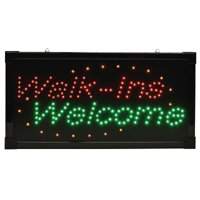 FANTASEA WALKINS WELCOME LED SIGN EA