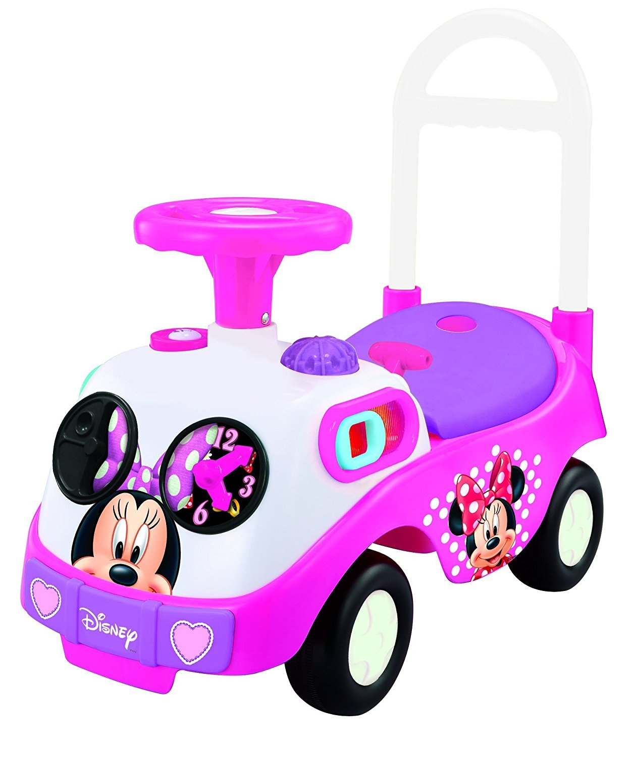 Kiddieland Toys My First Minnie Ride On, One Size by Kiddieland - Import