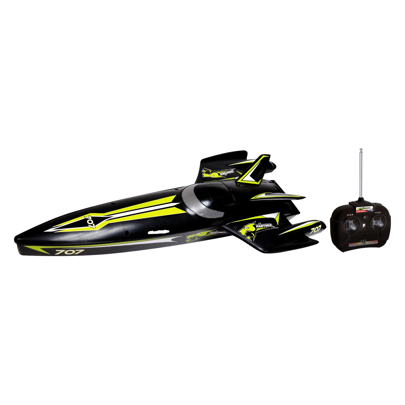 Golden Bright Radio Control Sea Panther Boat by Golden Bright