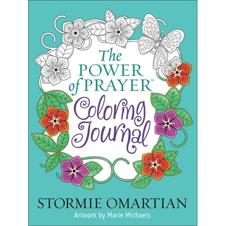 The Power of Prayer Coloring Journal