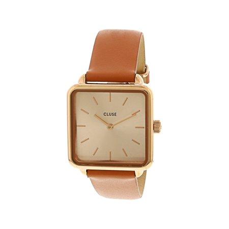 Cluse Women's La Garconne CL60010 Rose-Gold Leather Japanese Quartz Dress Watch - image 3 of 3