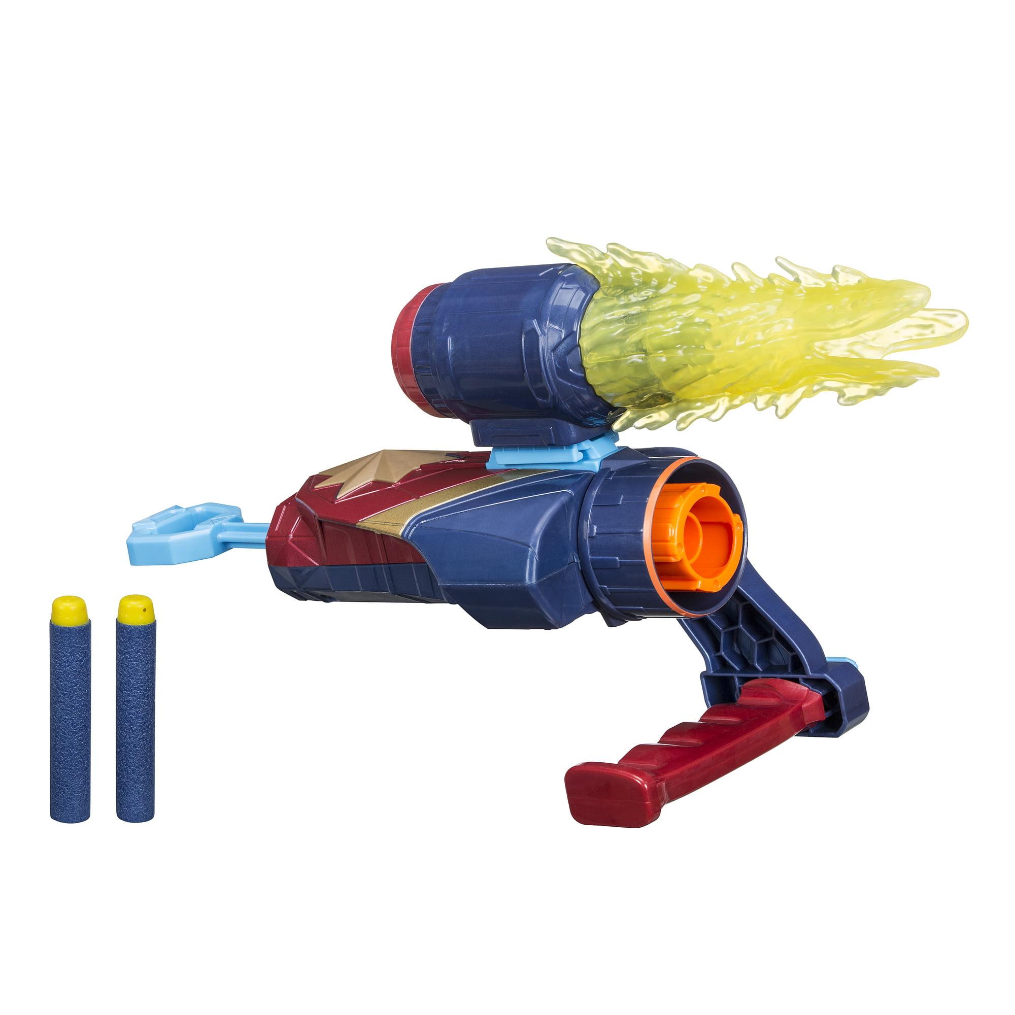Marvel Avengers: Endgame Nerf Assembler Gear Captain Marvel Blaster