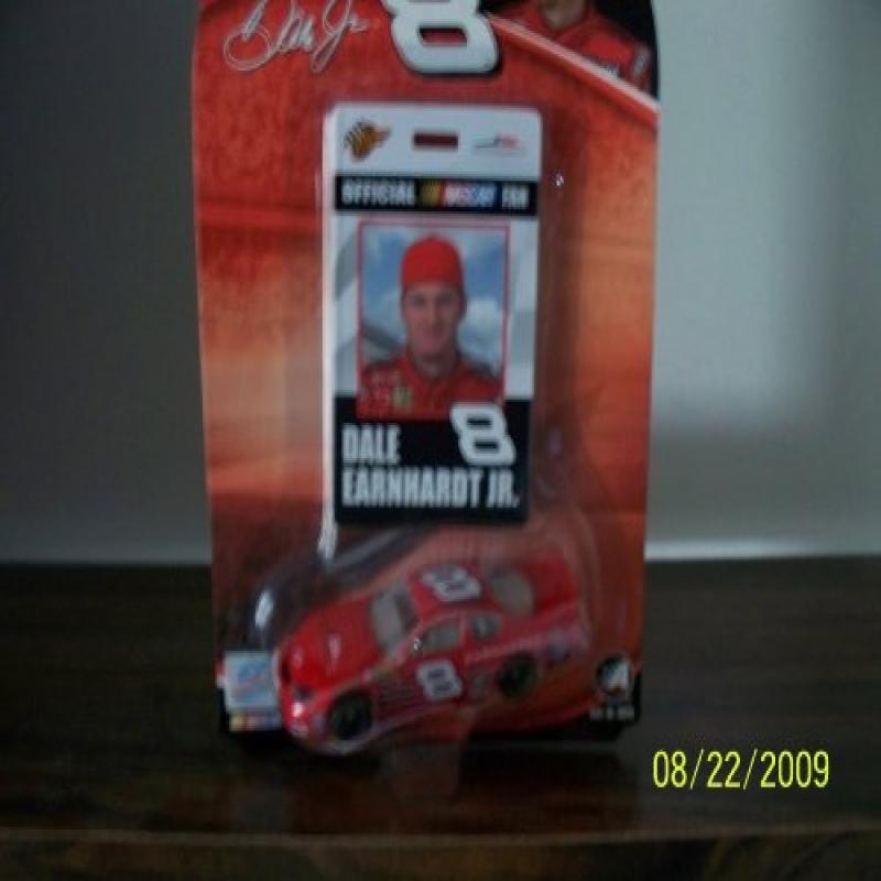 2004 Nascar Winner's Circle . . . Dale Earnhardt Jr. #8 JR Motorsports 1 64 Diecast . . .... by