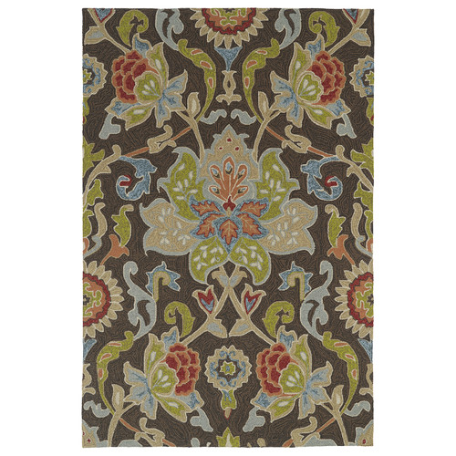 Kaleen Home and Porch Indoor/Outdoor Area Rug I