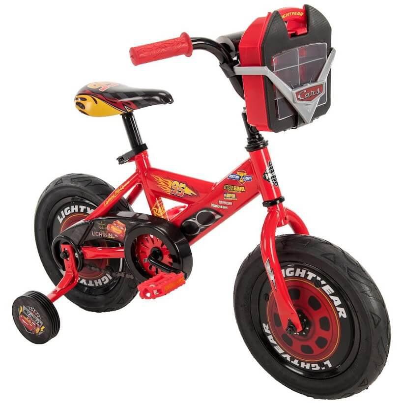 16� Disney Pixar Cars 3 Lightning McQueen Red Bike by Huffy by Huffy