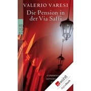 Die Pension in der Via Saffi - eBook