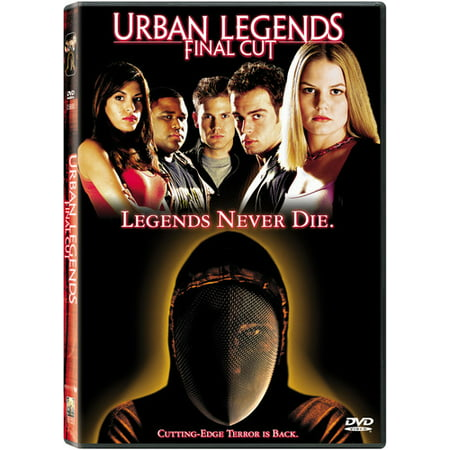 Urban Legends: The Final Cut (DVD)
