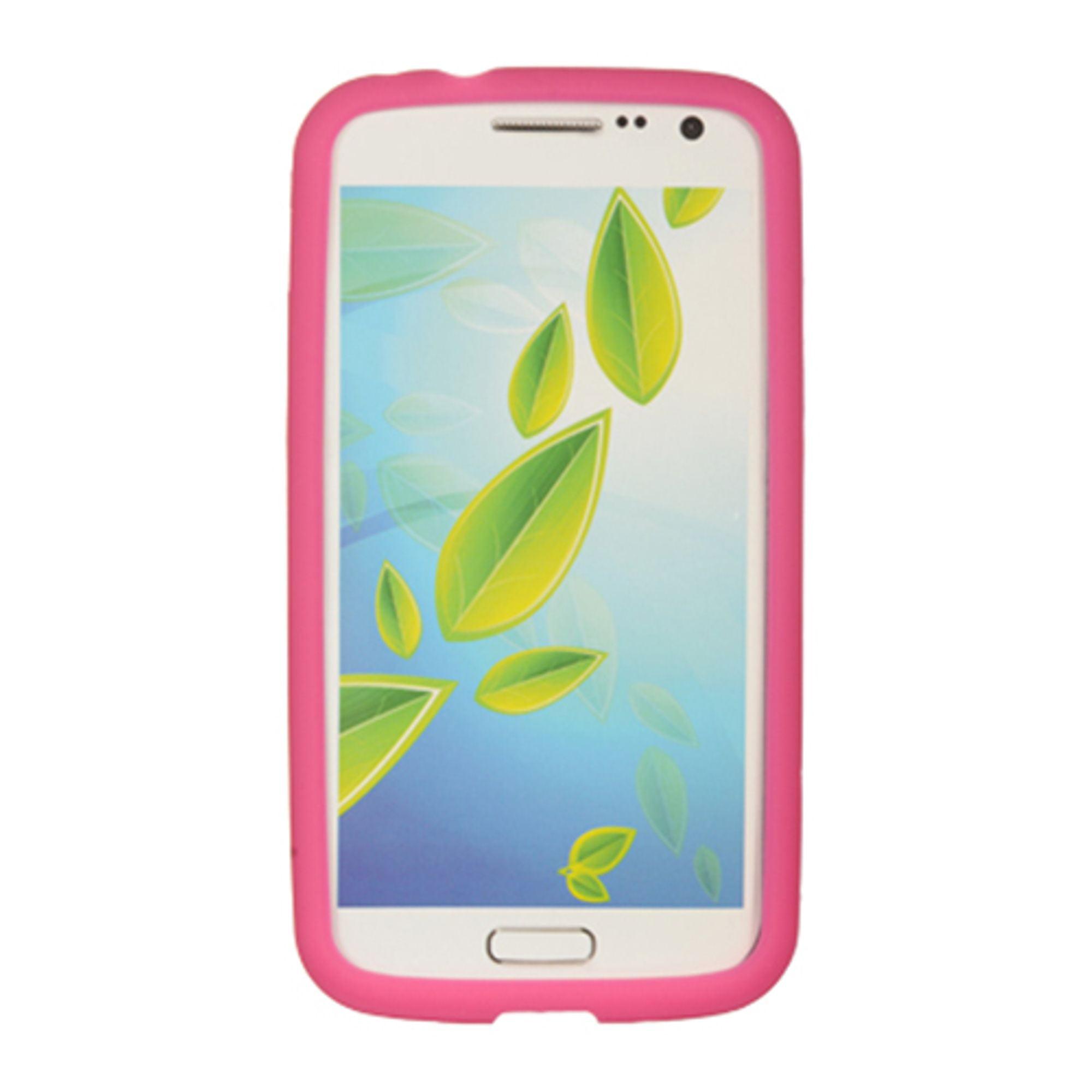 Samsung Galaxy Premier case, by Insten SIlicone Skin Back Soft Rubber Gel Case Cover For Samsung Galaxy Premier