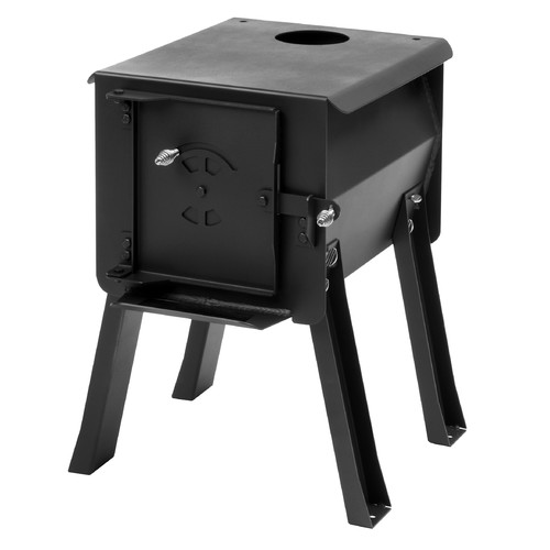 England's Stove Works Blackbear Portable Camp Wood Stove
