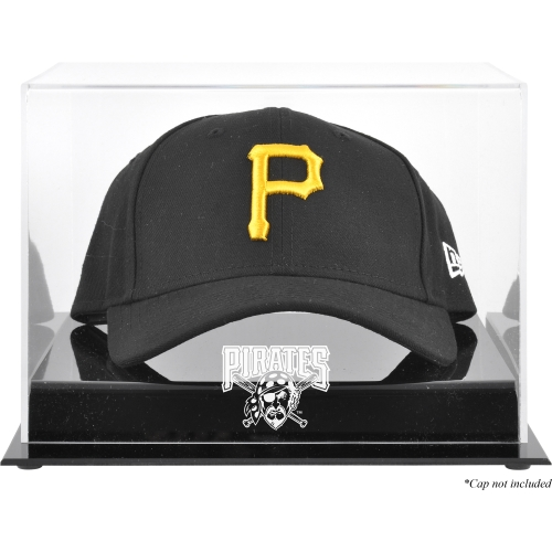 Pittsburgh Pirates Fanatics Authentic Acrylic Cap Logo Display Case - No Size
