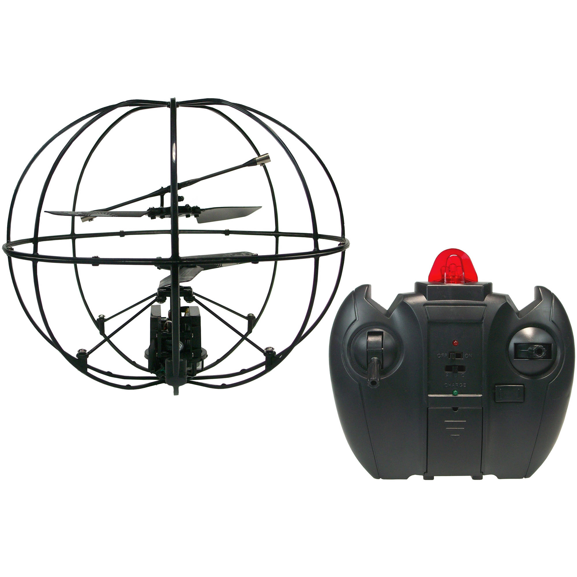 Vector Sphere RC Flyer, Black