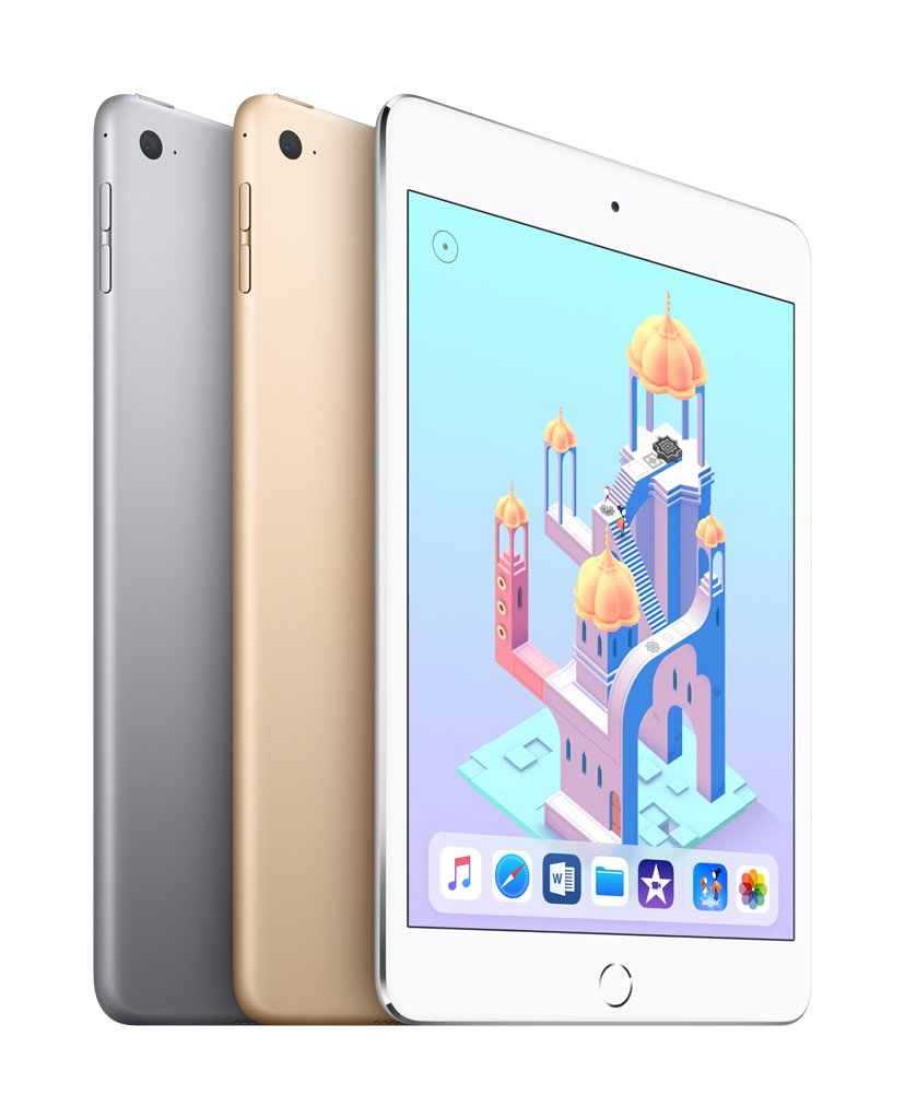 7da1e52d06e Apple iPad mini 4 Wi-Fi 128GB Silver