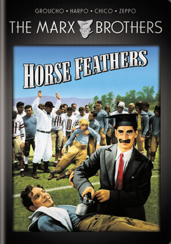 Horse Feathers (DVD) by Universal Studios Home Video