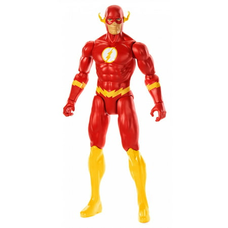 DC Comics Justice League The Flash 12-inch Scale Action Figure (Reverse Flash Action Figure)