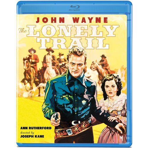 The Lonely Trail (1936) (Blu-ray) (Full Frame)