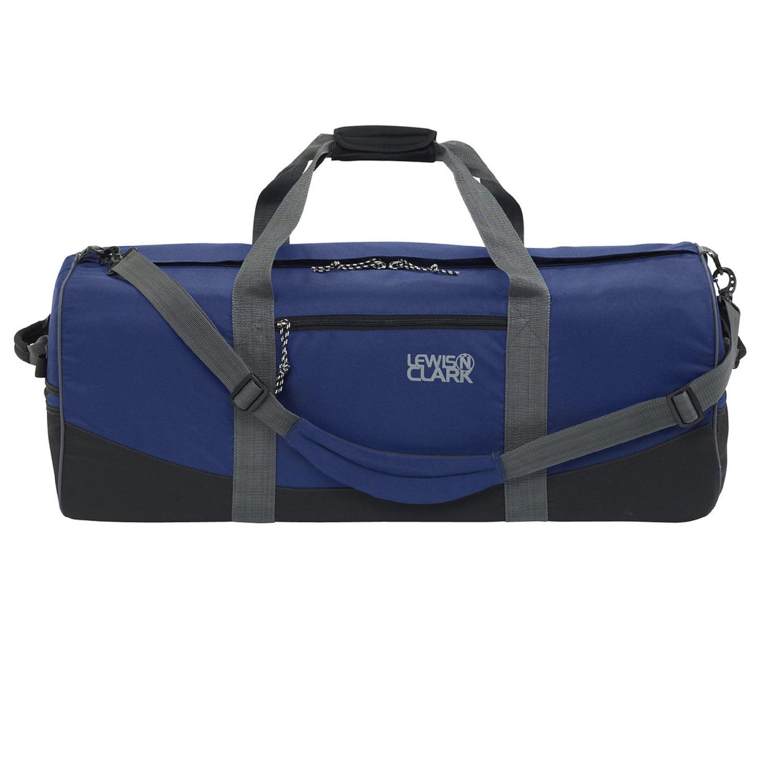 """Lewis N Clark Duffel Bag, 12"""" x 24\ by Lewis N. Clark"""