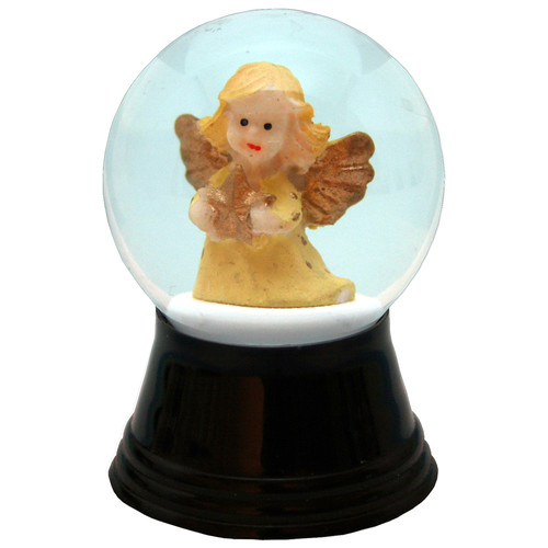 Alexander Taron Perzy Small Angel Snow Globe