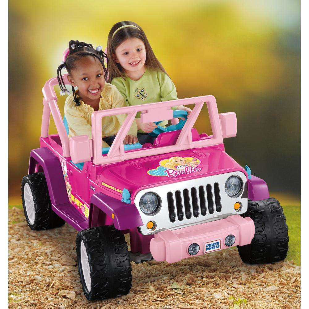 Barbie Jammin Jeep Wiring Diagram Simple Options Power Wheels Fisher Price Walmart Com Replacement