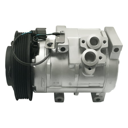 RYC Remanufactured AC Compressor and A/C Clutch IG307 Fits 2005, 2006, 2007 Honda Odyssey 3.5L