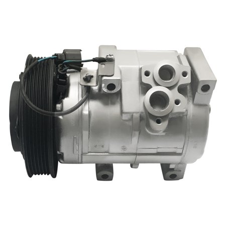 RYC Remanufactured AC Compressor and A/C Clutch IG307 Fits 2005, 2006, 2007 Honda Odyssey 3.5L