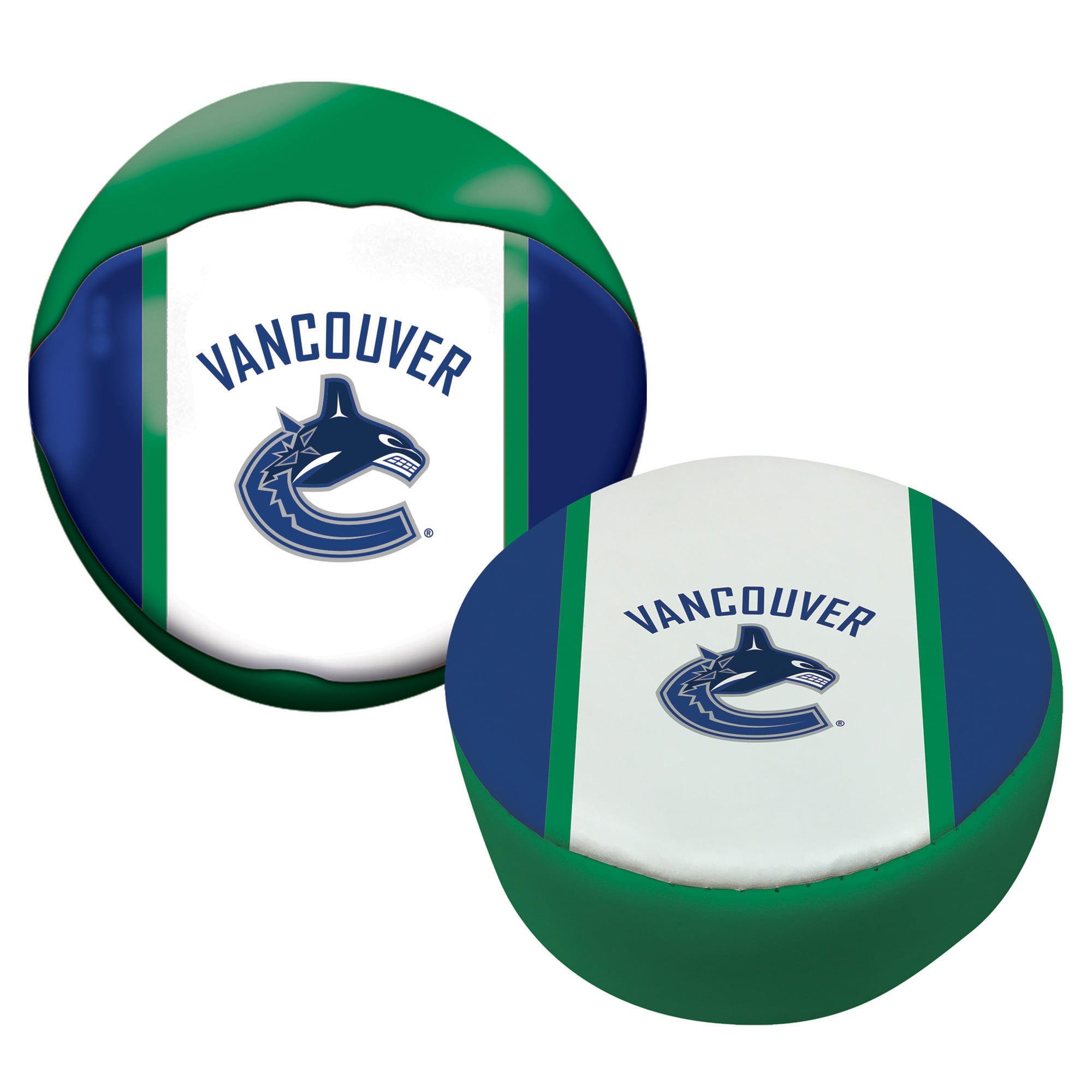 Franklin Sports NHL Vancouver Canucks Soft Sport Ball & Puck