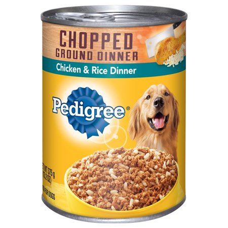 Pedigree  Oz Canned Dog Food With Chicken