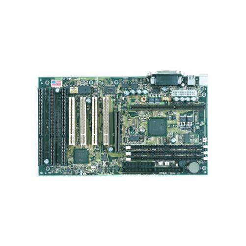 Super Micro Desktop Motherboard - Intel 440BX Chipset - 1...