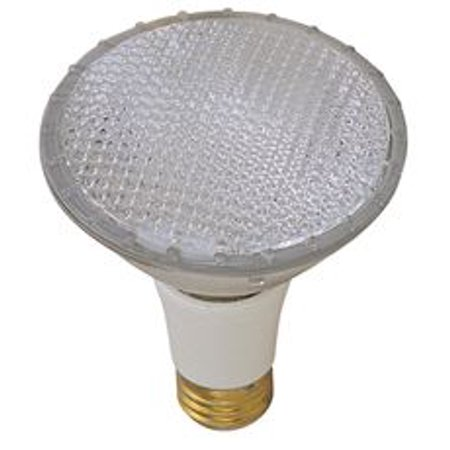 Sylvania Halogen Flood Lamp, Par30, 60 Watts, 120 Volts, Medium Base, Long Neck, 25 Deg. Beam, 10 Per Case