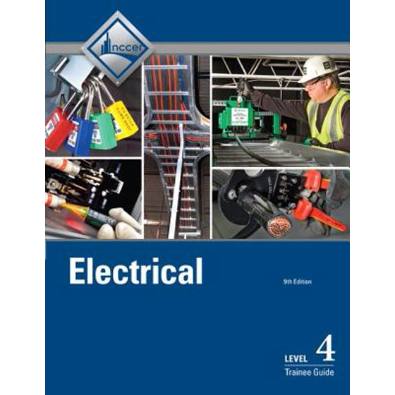 Electrical Level 4 Trainee Guide Paperback
