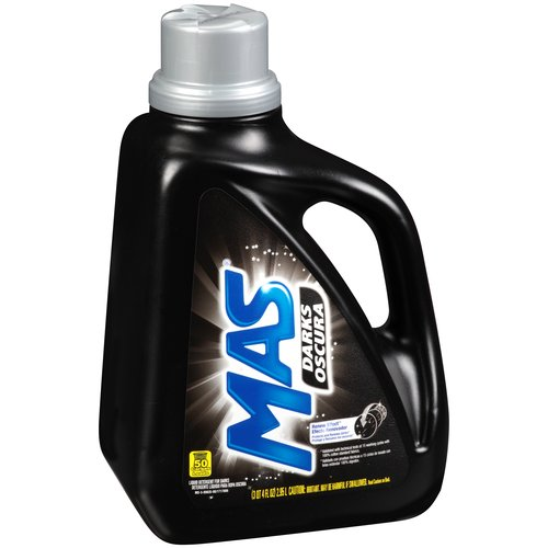 MAS Darks Liquid Laundry Detergent, 100 fl oz