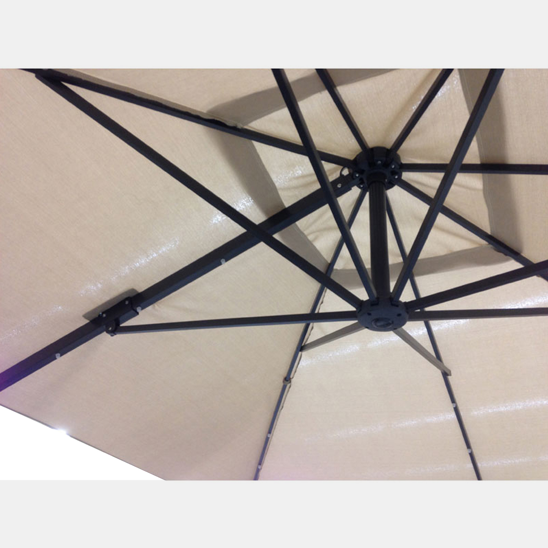 Garden Winds Replacement Canopy for OSH Solar Umbrella Walmart