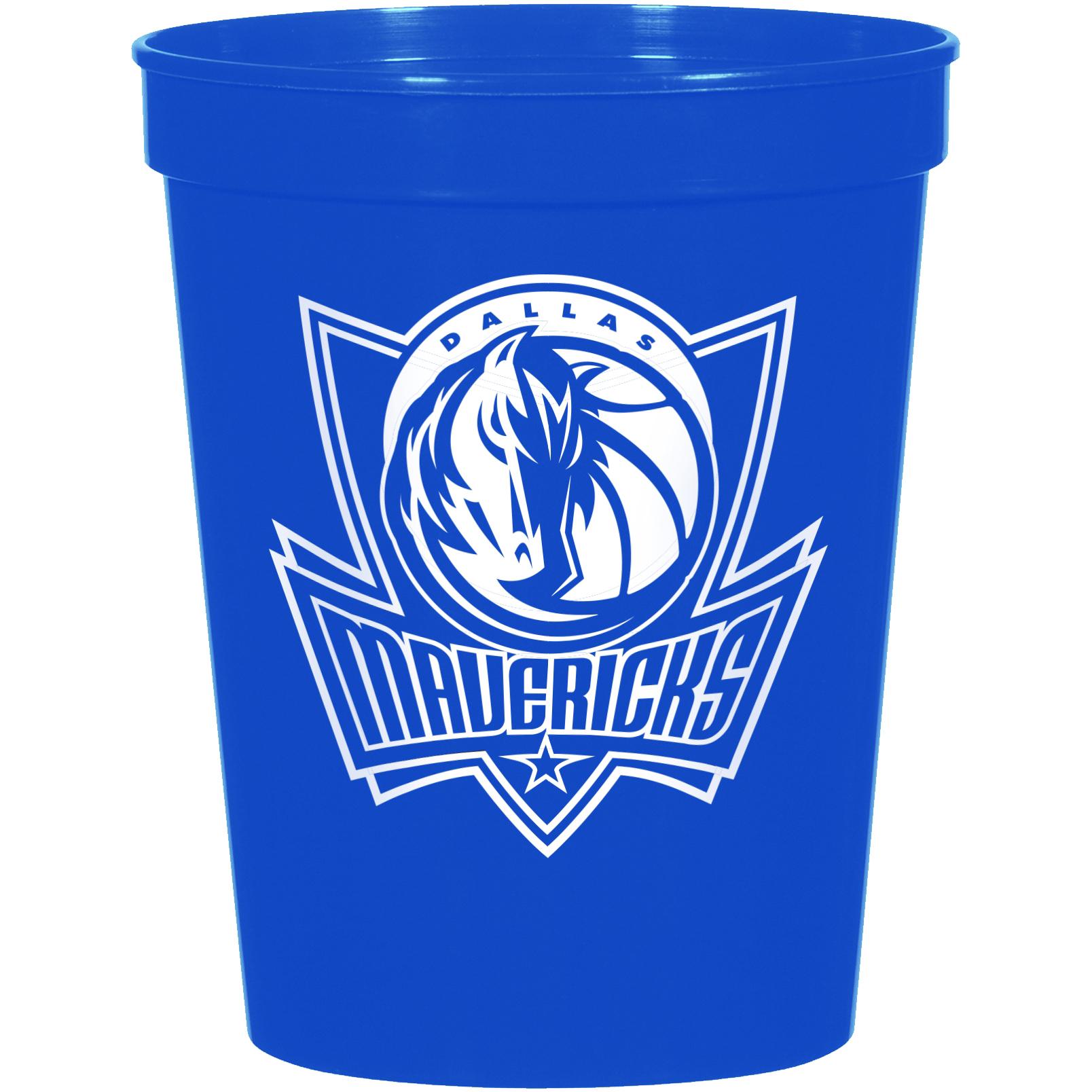 NBA Dallas Mavericks 22 oz. Hardwall Cup