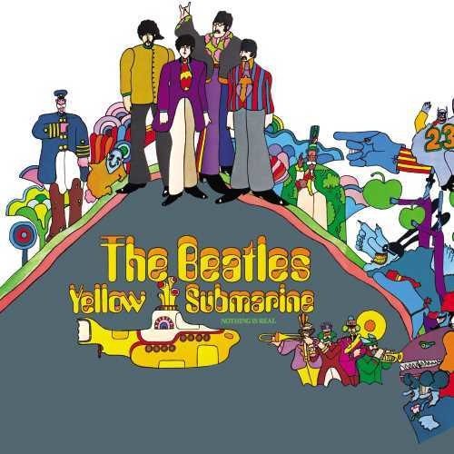 The Beatles - Yellow Submarine (Remastered) (Vinyl)
