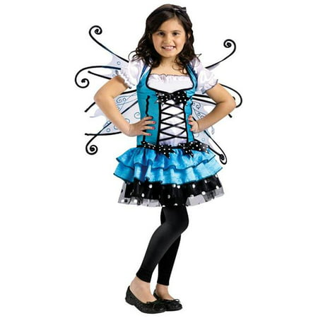 Costumes For All Occasions Fw122151Tl Turquoise Fairy 3T-4T - Furry Costumes