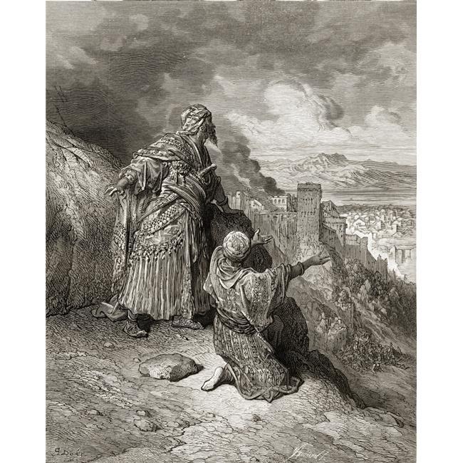 Posterazzi DPI1859738LARGE Boabdil The Last Arab King Leaves Granada in 1492 Poster Print, Large - 26 x 34 - image 1 de 1