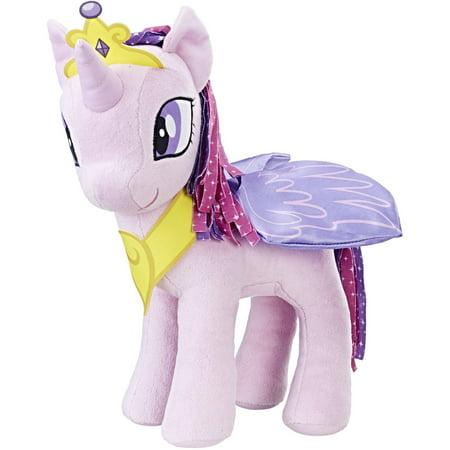Plush Stick Pony - My Little Pony the Movie Princess Cadance Feature Wings Plush