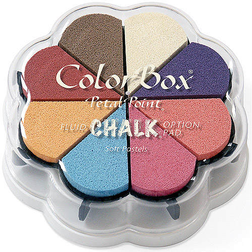 ColorBox Fluid Chalk Petal Point Option Inkpad
