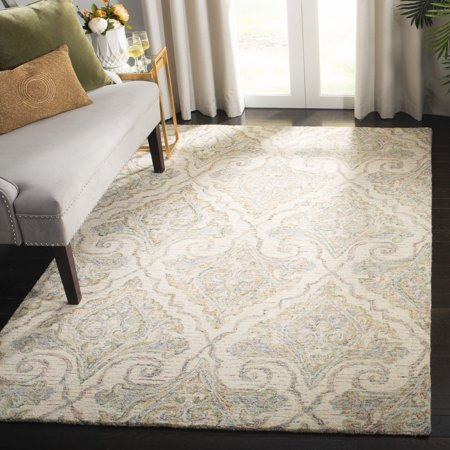 Safavieh Aubusson Comingham Abstract Geometric Area Rug or Runner