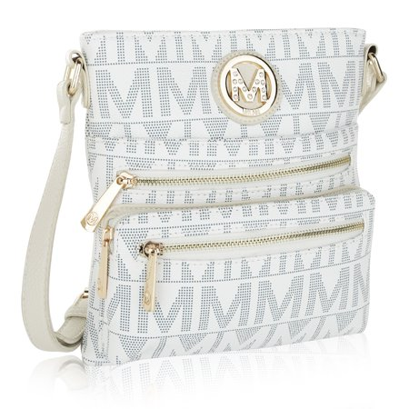 MKF Collection Dolly M Signature Crossbody by Mia K