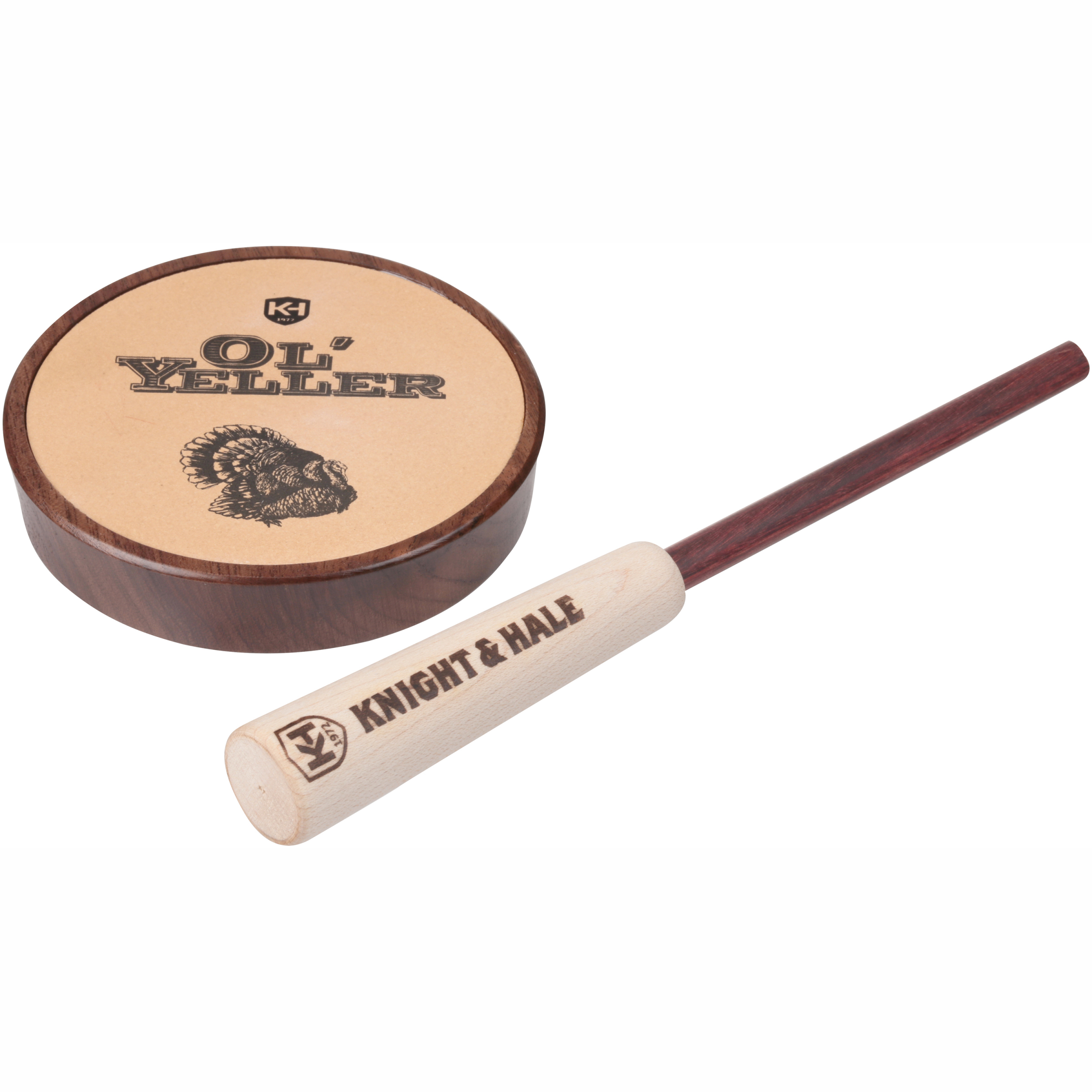 Knight & Hale® Legendary Calls™ Ol' Yeller® Classic Turkey Call 2 pc. Pack
