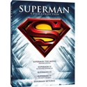 Superman 5 Film Collection (DVD + Digital)