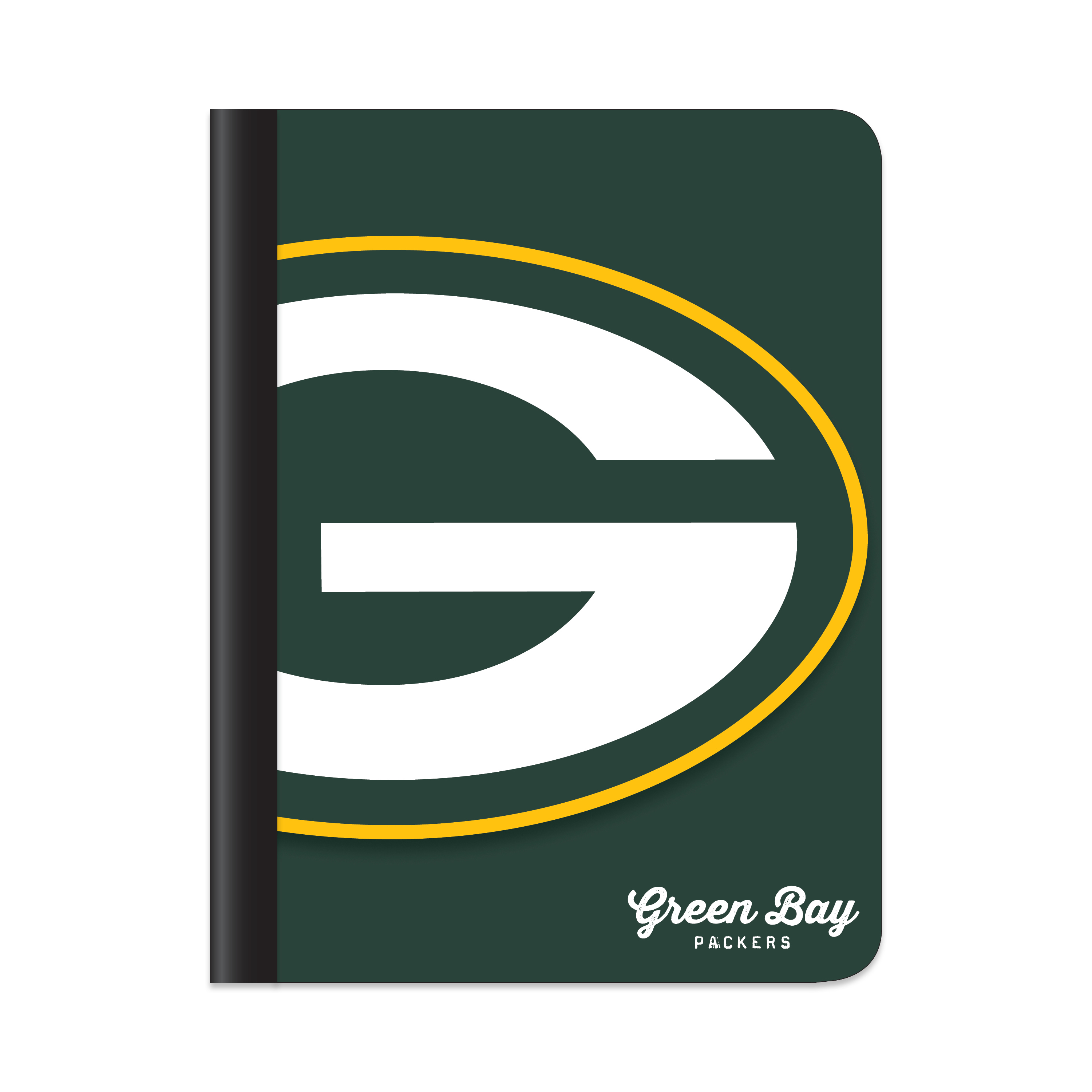 GREEN BAY PACKERS CLASSIC COMPOSITION BOOK